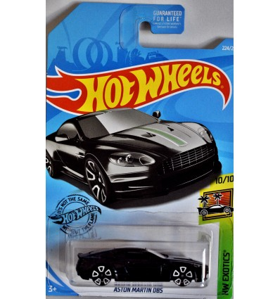 Hot Wheels Aston Martin DBS