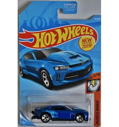 Hot Wheels - 2019 New Models - 2018 Chevrolet COPO Camaro