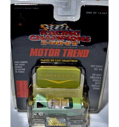 Racing Champions Mint Series - 1957 Chevrolet Bel Air Convertible
