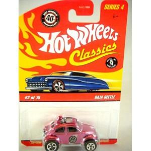 Hot Wheels Classics Volkswagen - VW Baja Beetle