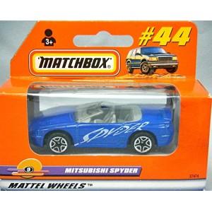 Matchbox Mitsubishi 3000-GT Spyder