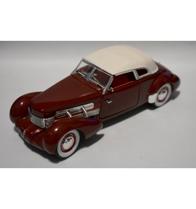Signature Models - 1936 Cord 812 Supercharged