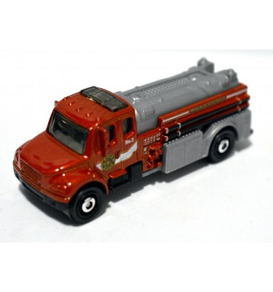 Matchbox - Freightliner M2 106 Fire Truck