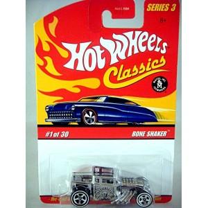 Hot Wheels Classics Bone Shaker Rat Rod Ford Pickup Truck