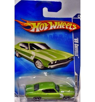 Hot Wheels - 1969 Chevrolet Chevelle