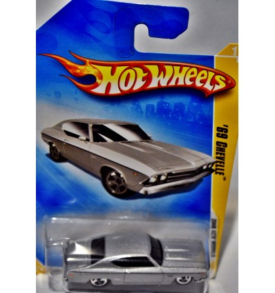 Hot Wheels - 2008 First Editions - 1969 Chevrolet Chevelle