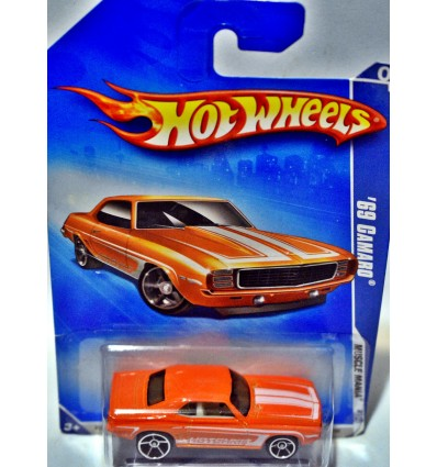 Hot Wheels - Hotchkis 1969 Chevy Camaro Coupe