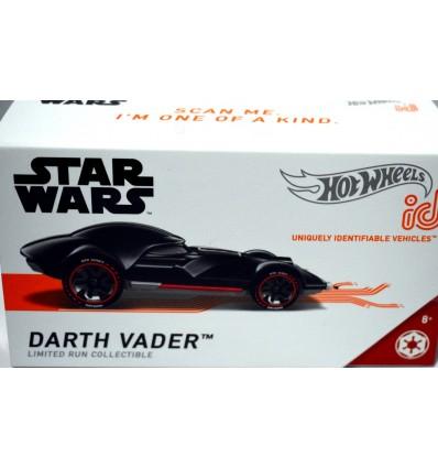 Hot Wheels ID Vehicles - Star Wars - Darth Vader