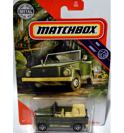 Matchbox Volkswagen Type 181 - The Thing