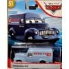 Disney CARS - Wheeldell Lee - 1946 Hudson TV News Panel Truck