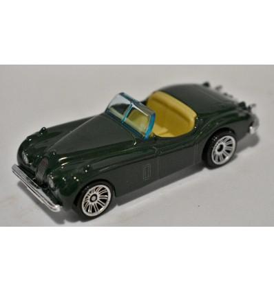 Matchbox Jaguar XK 140
