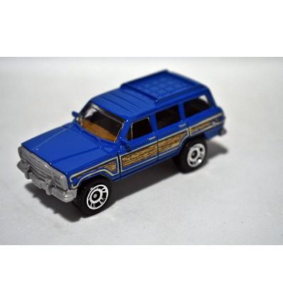 Matchbox - Jeep Grand Cherokee