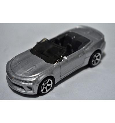 Matchbox - Chevrolet Camaro Convertible