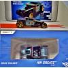 Hot Wheels ID Vehicles - Bone Shaker - Ford Hot Rod Pickup Truck