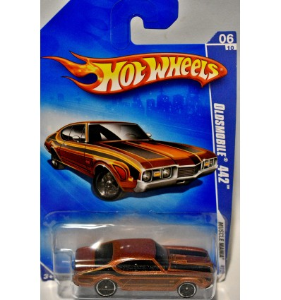 Hot Wheels - Oldsmobile 442