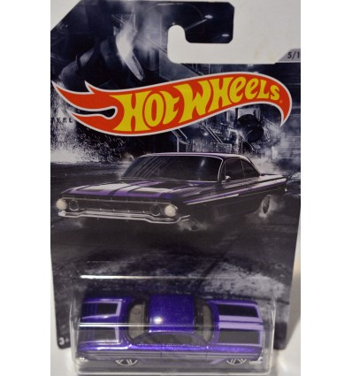 Hot Wheels American Steel - 1961 Chevrolet Impala