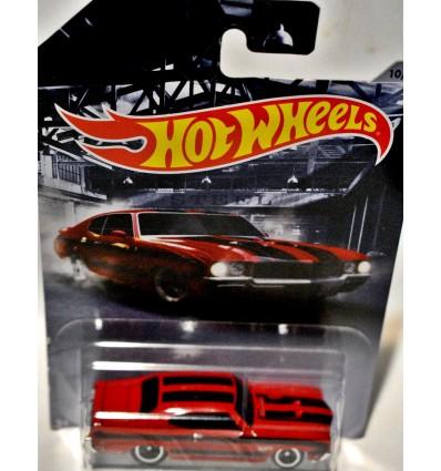 Hot Wheels - 1970 Buick GSX