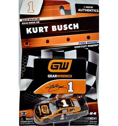 Lionel NASCAR Authentics - Kurt Busch GearWrench Chevrolet Camaro Stock Car