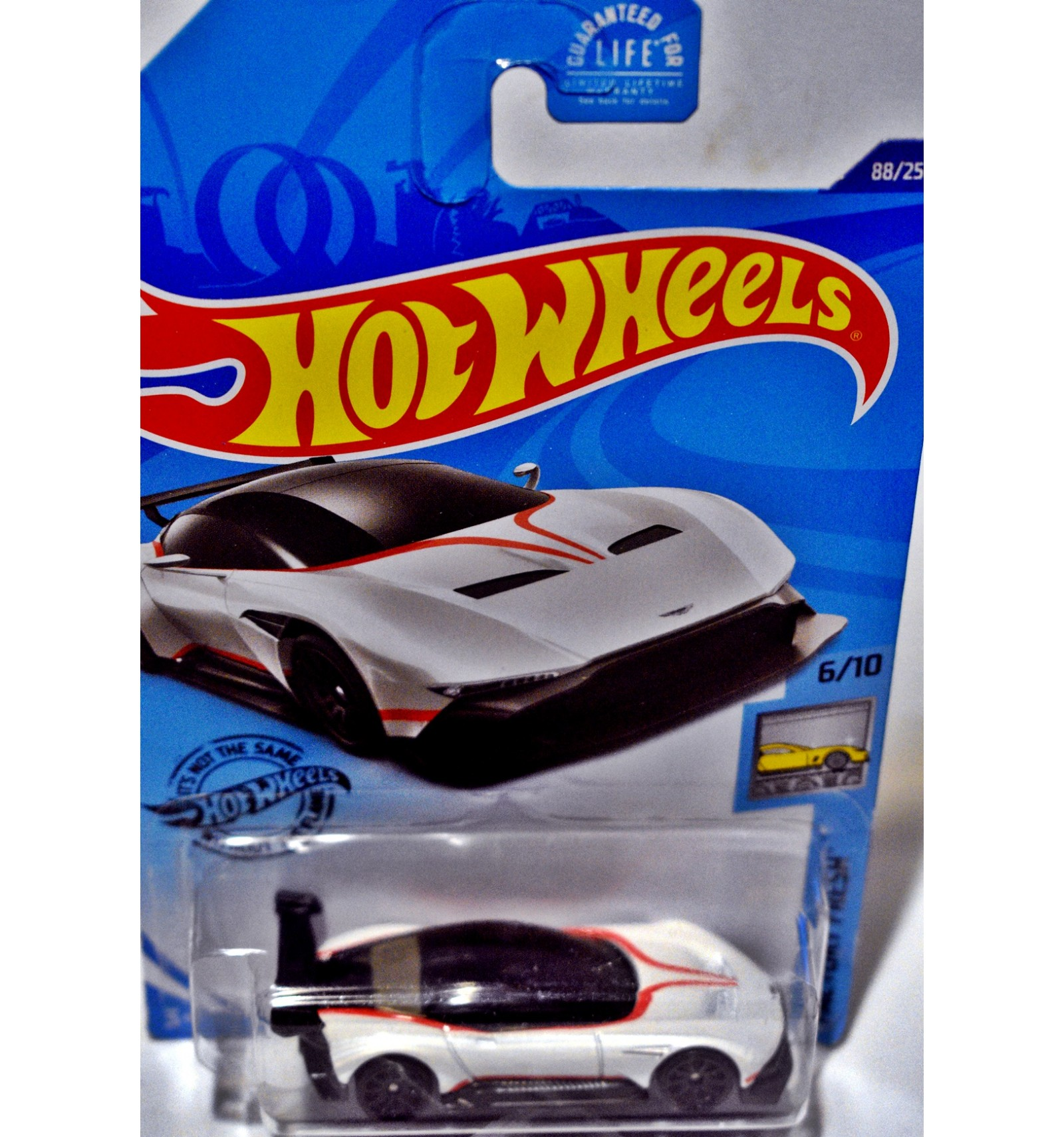 Toys Hobbies 2019 2020 Hot Wheels Aston Martin Vulcan 3 Different Contemporary Manufacture