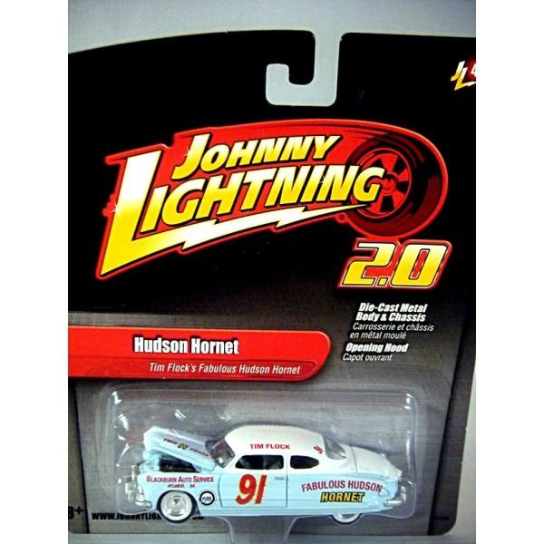 Johnny Lightning 2.0 Series - Tim Flock's Fabulous Hudson ...