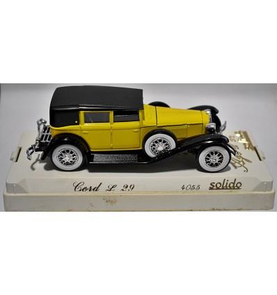 Solido - 1929 Cord L 29 Sedan