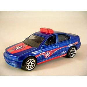 Matchbox BMW 3 Series Police Patrol Car