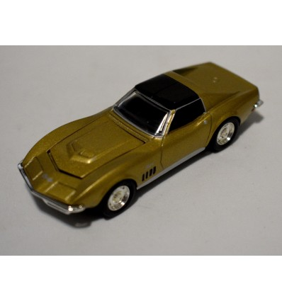 Racing Champions - 1969 Chevrolet Corvette Coupe
