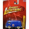 Johnny Lightning - LE White Lightning Chase - Volkswagen Transporter Ambulance