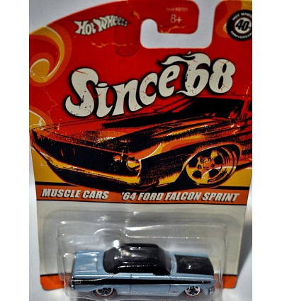 Hot Wheels Since 68 - 1964 Ford Falcon Sprint