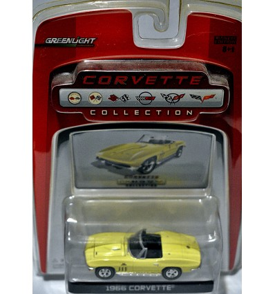 Greenlight 1966 Chevrolet Corvette Convertible
