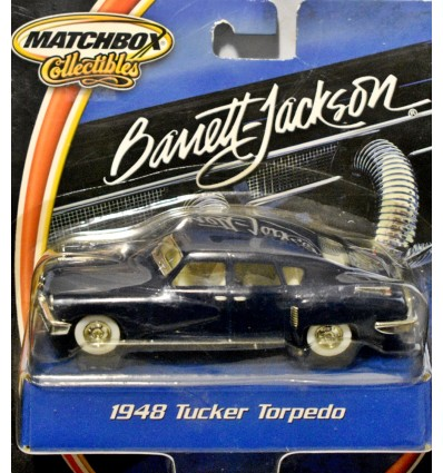Matchbox Collectibles - 1948 Tucker Torpedo