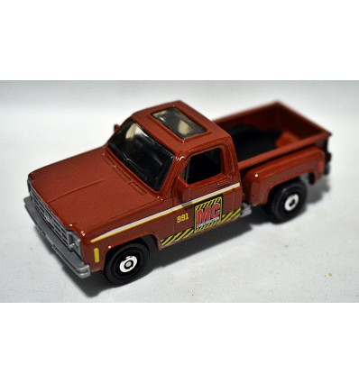 Matchbox - 1975 Chevrolet Stepside Pickup Truck