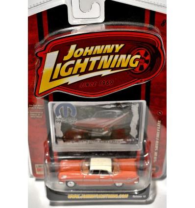 Johnny Lightning - MOPAR or No Car - 1959 Desoto Fireflight