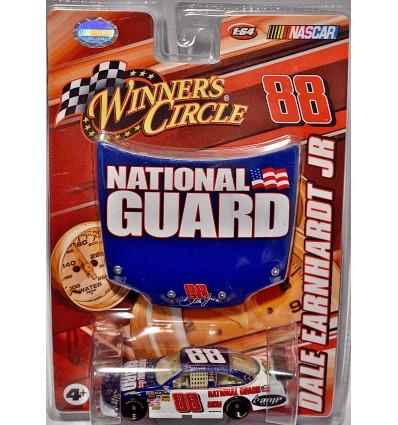 Winners Circle - Dale Earnhardt Jr National Guard Chevrolet Impala SS Stock Car