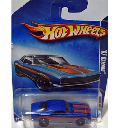 Hot Wheels - 1967 Chevrolet Camaro