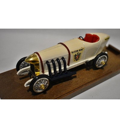 Brumm - Blitzen Benz - 1910 Mercedes-Benz Grand Prix Racer