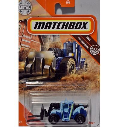 Matchbox - Load Lifter Fork Lift