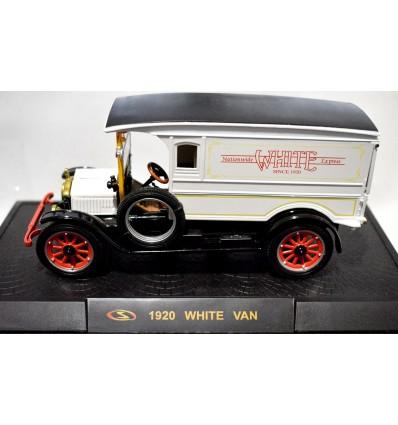 Signature Models - 1920 White Nationwide Express Van