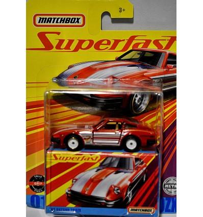 Matchbox Superfast 1982 Datsun 280ZX