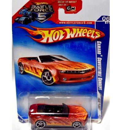 Hot Wheels - Stunning Chevrolet Camaro Convertible