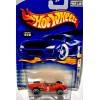 Hot Wheels 2001 First Editions - Ferrari 156