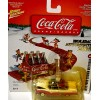 Johnny Lightning Coca-Cola Christmas Automent - 1956 Ford Fairlane