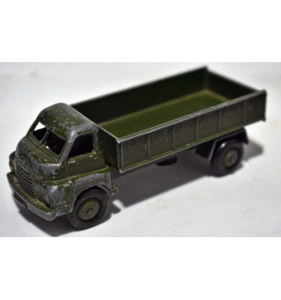 Dinky (621) Military Stakebed - Troop Truck
