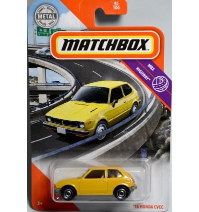 Matchbox 1976 Honda Civic
