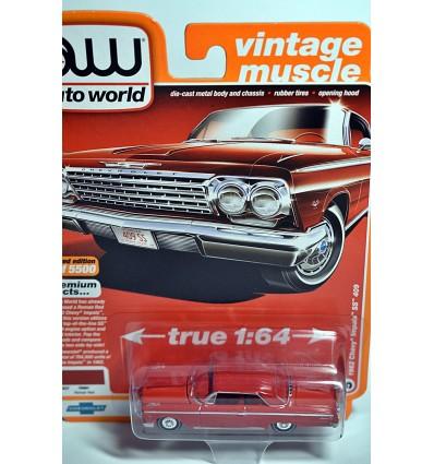 Auto World - 1962 Chevrolet Impala SS