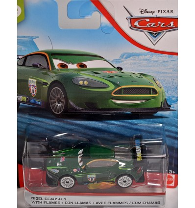 Disney Cars - Nigel Gearsley Aston Martin DBR9