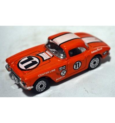 Matchbox - 1962 Chevrolet Corvette