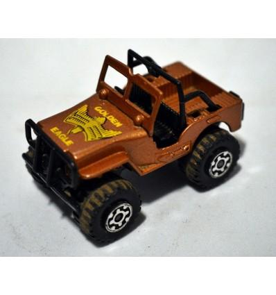 Matchbox - Jeep Golden Eagle