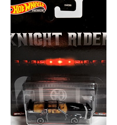 Hot Wheels Premium - Knight Rider - Pontiac Firebird