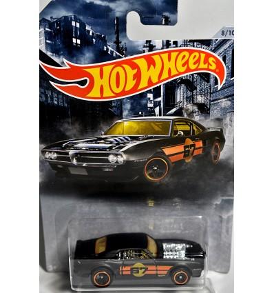Hot Wheels American Steel - 1967 Pontiac Firebird